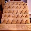 三十番神像