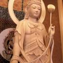 日光菩薩像