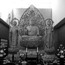 丈六釈迦三尊像