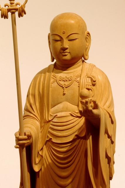 地蔵菩薩像 | 仏像販売・仏像彫...