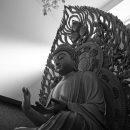 丈六釈迦三尊仏